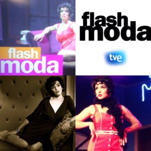 Flash Moda Mi última noche con Sara Eva Manjón Actriz