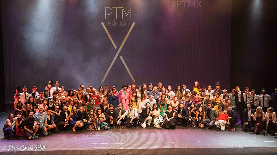 Ganadores X Premios Teatro Musical