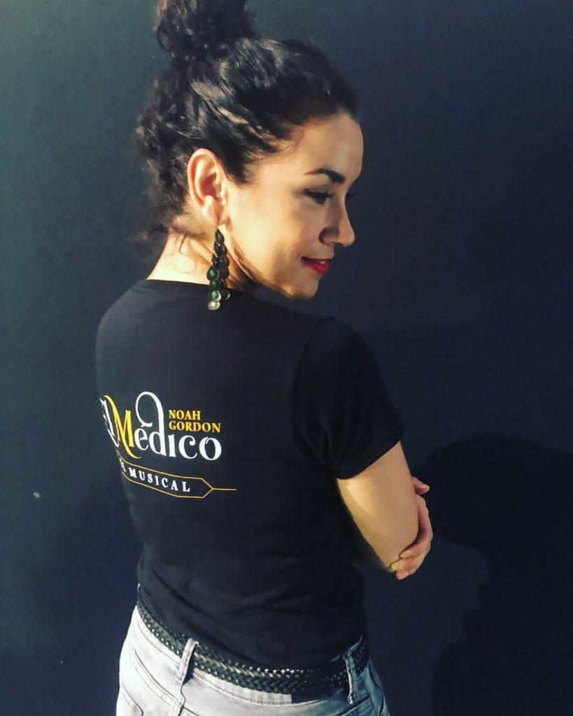 El Médico El Musical   Eva Manjón Actriz
