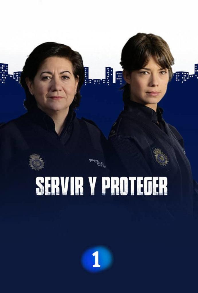 Servir y Proteger | Eva Manjón Actriz