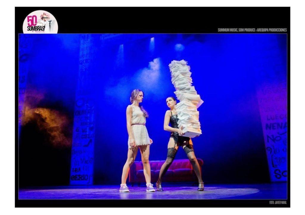50 Sombras El Musical
