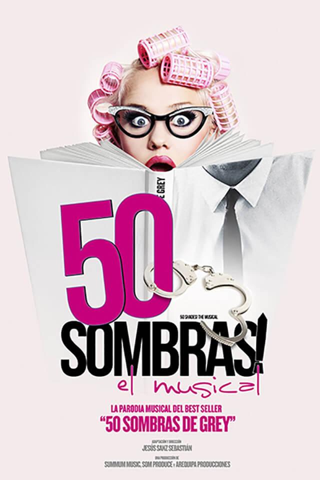 50 Sombras el musical   Eva Manjón