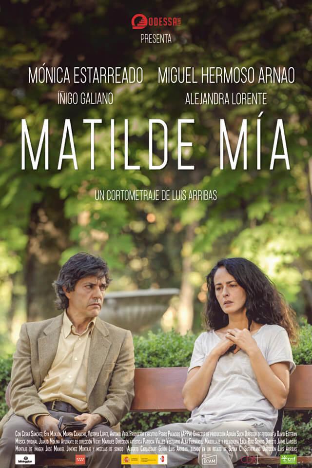 Matilde mía   Eva Manjón actriz