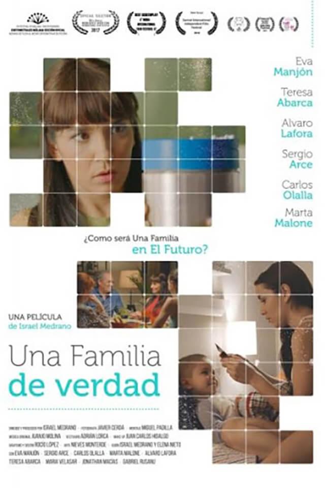 Una familiar de verdad | Eva Manjón actriz