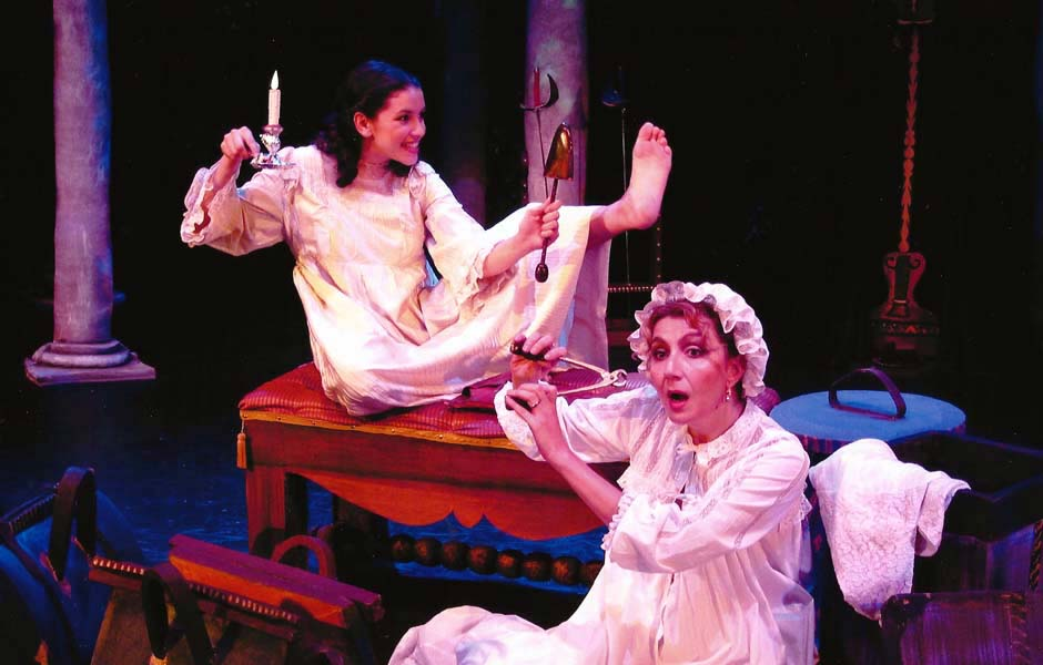 La Dama Duende   Eva Manjón Actriz   Teatro San Pol