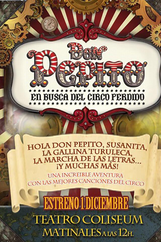 Don Pepito, El Musical | Eva Manjón Actriz
