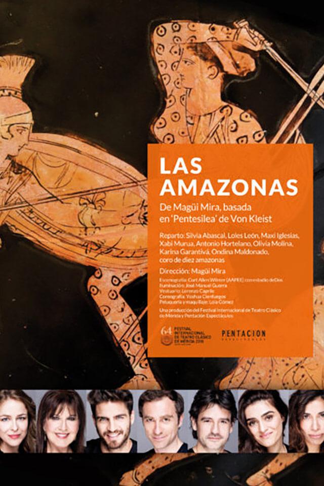 Las Amazonas | Eva Manjón Actriz