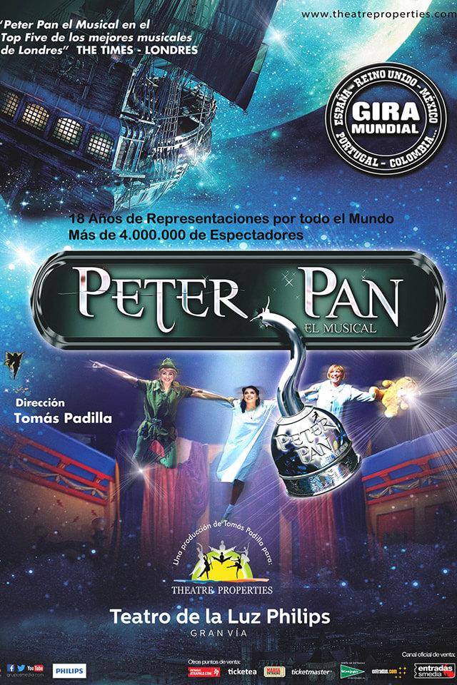Peter Pan El Musical | Eva Manjón Actriz