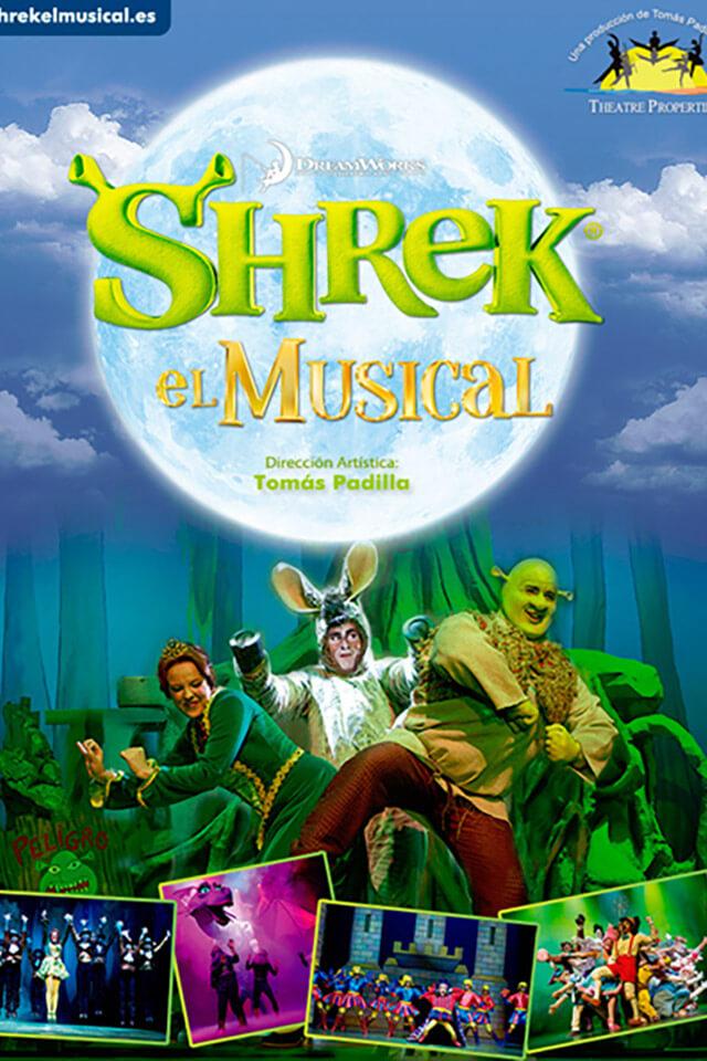 Shrek, El Musical | Eva Manjón Actriz