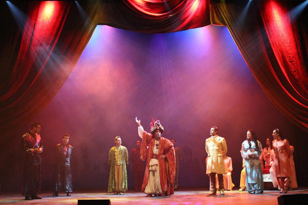 Aladdin El Musical